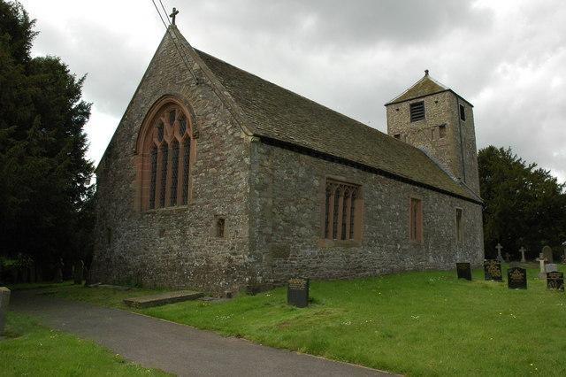 St Cadoc's church, Llangattock-Juxta-Usk