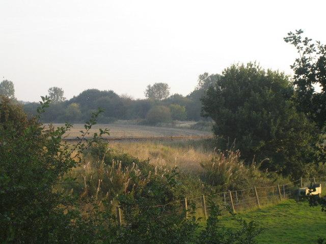 Railway loop near Calvert 2