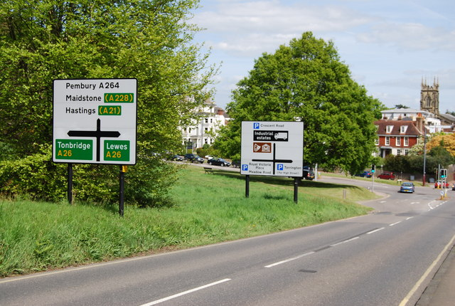 A264 road