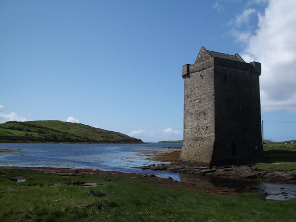 Rockfleet Castle Carraig An Cabhlaigh 169 Keith Salvesen