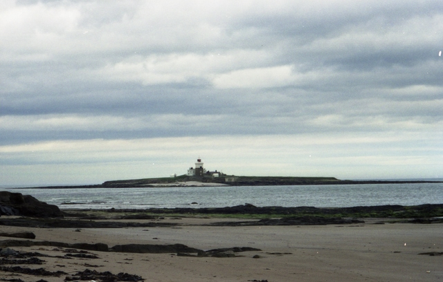 Low tide at Coquet Island