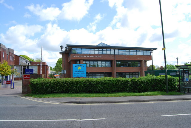 The College of Richard Collyer, Horsham (3)