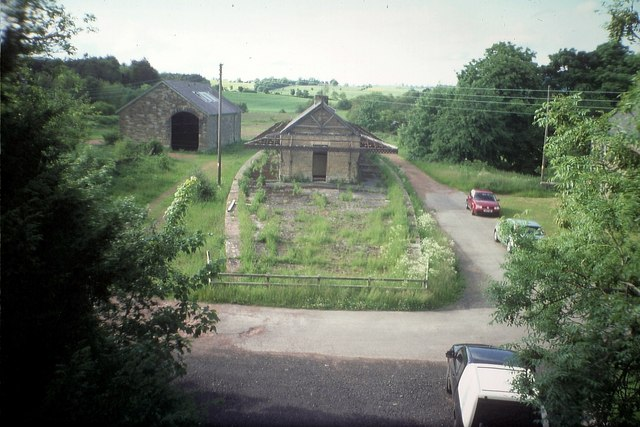 Former Whittingham Station