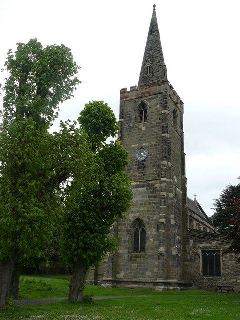 Sutton Bonington Church