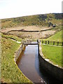 SD9332 : Widdop Reservoir, Overflow by Alexander P Kapp