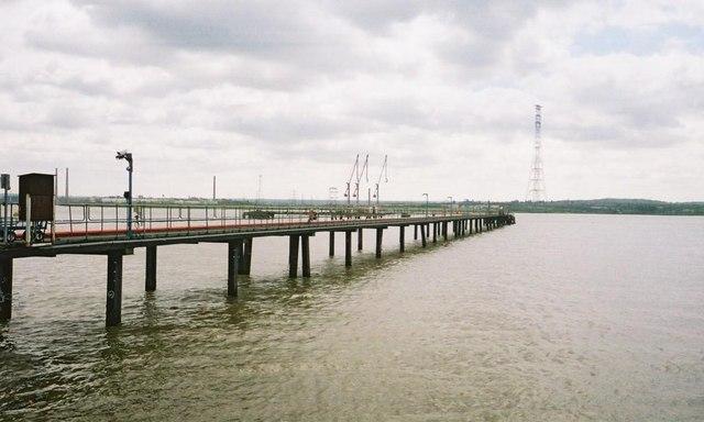 Grays, No.2 jetty