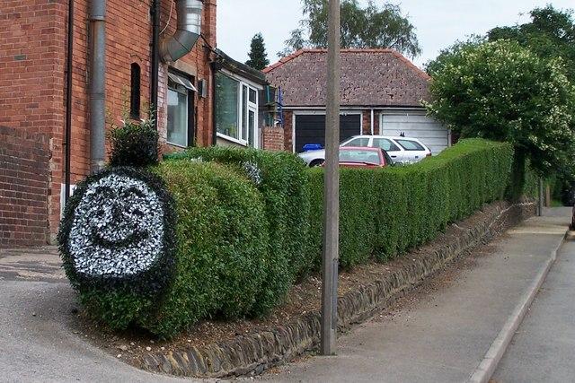 Thomas Turns Green, Wharncliffe Side, near Oughtibridge