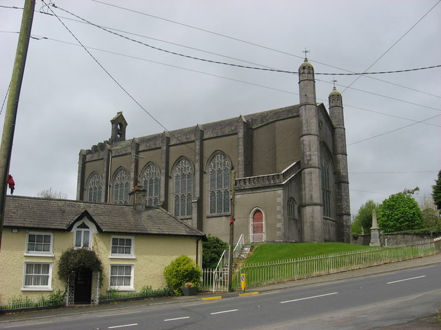 Parish Church, Collon, Co. Louth
