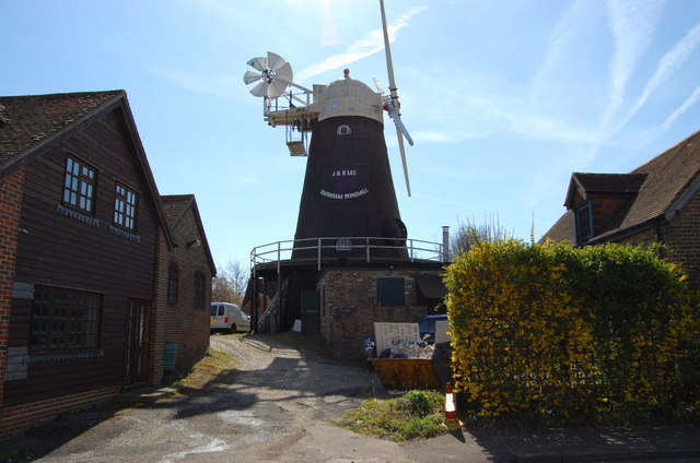 Barnham Windmill