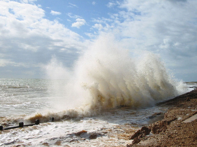 Coastal Erosion at Atherington