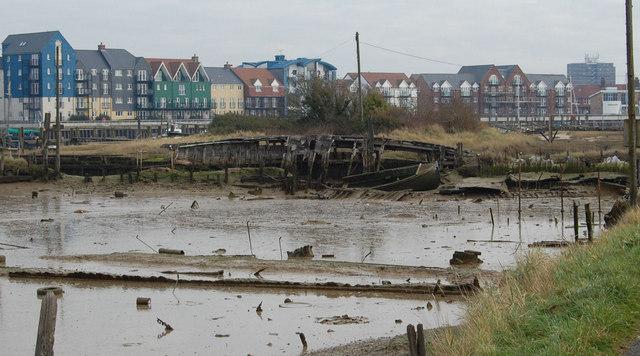 Old Mud Docks