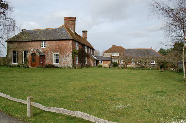 The Old Manor House, Poling