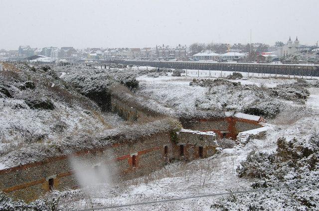 Nineteenth Century Fort