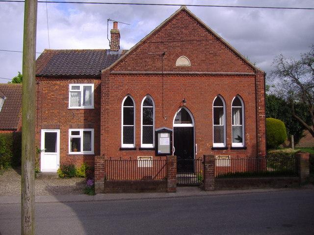 The Methodist Chapel, Fulmodeston