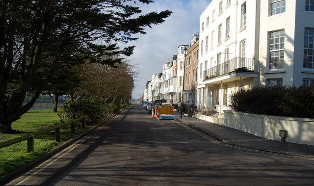 South Terrace, Littlehampton