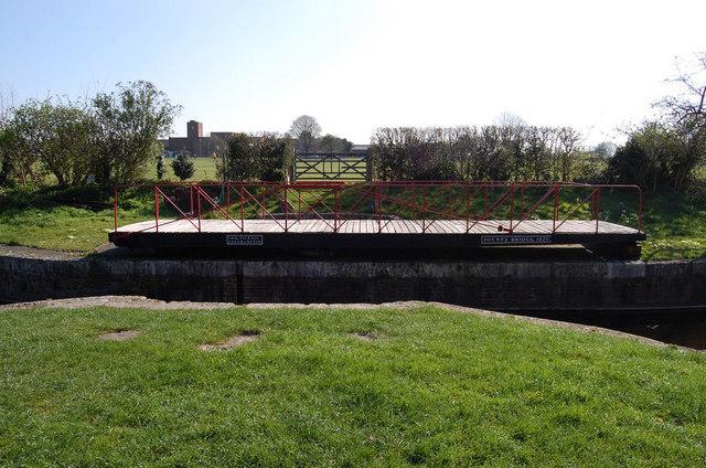 Poyntz Swing Bridge