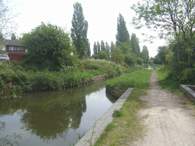 Wyrley & Essington Canal - Southeast of Sneyd Junction