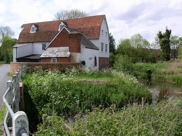 Alderford Mill, Sible Hedingham