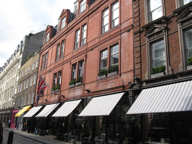 The Covent Garden Hotel Monmouth Mike Quinn cc by sa20