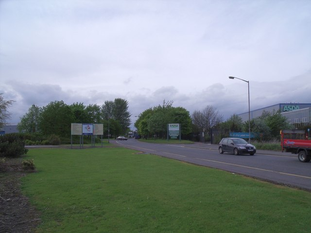 Westmains Industrial Estate, Falkirk