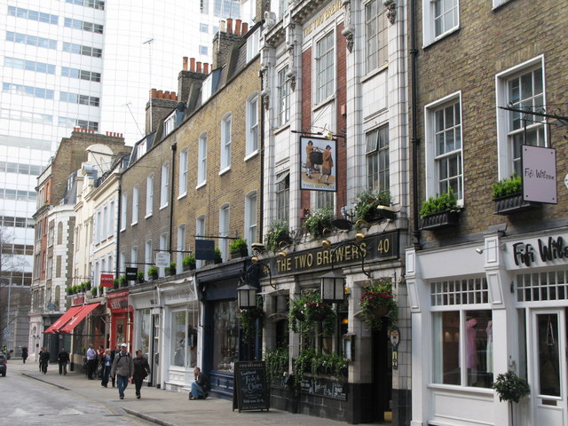 Monmouth Street, WC2 -...