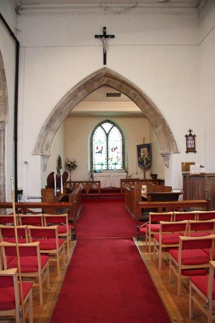 Chancel arch
