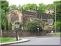 SP0584 : Edgbaston Old Church, Church Road by Roy Hughes
