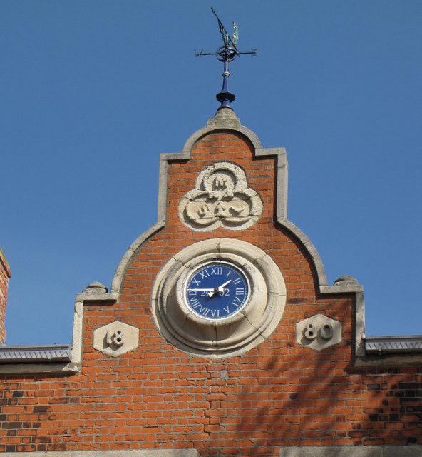 Former Ferry Ticket Office Clock
