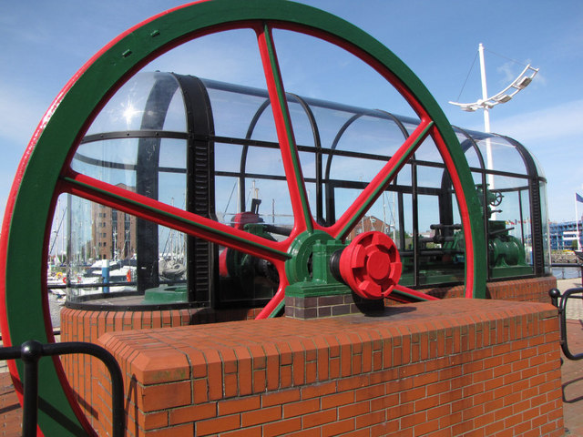 Morton Steam Engine