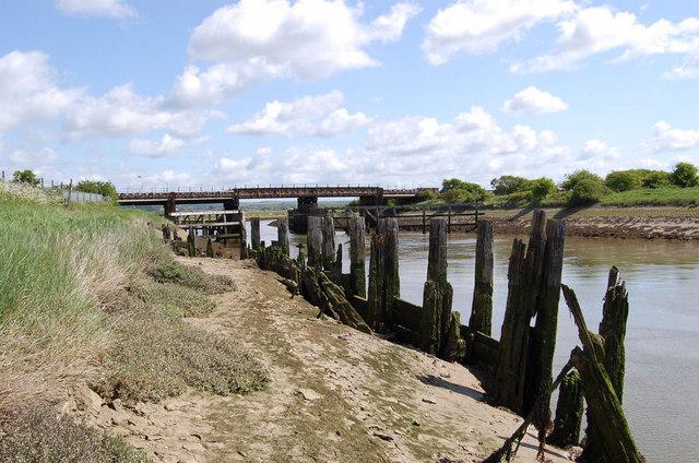 Ford Rail Bridge