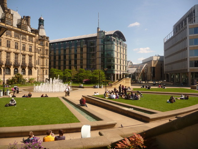 Image result for peace gardens sheffield