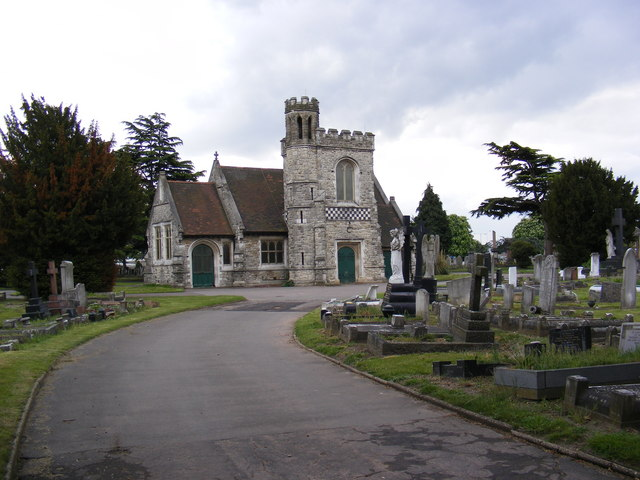 The Chapel at Rippleside Cemetery