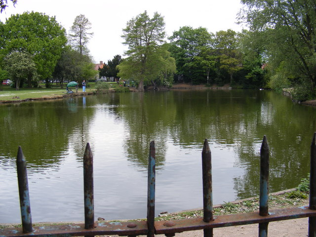 The Fishing Lake,Valence Park