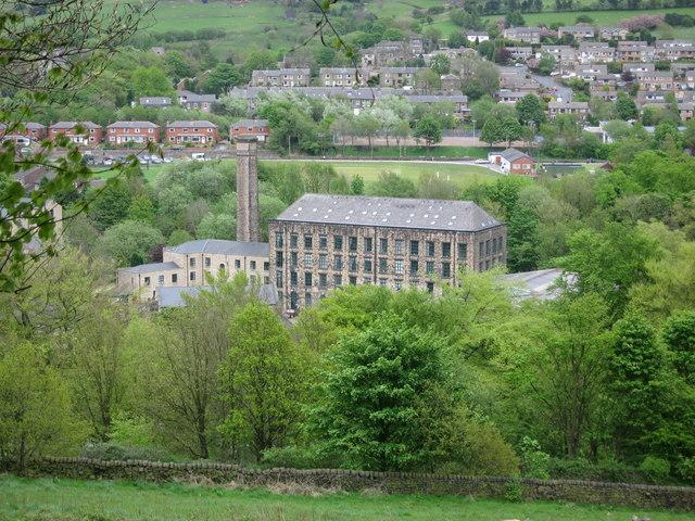 Alexandra Mill Uppermill