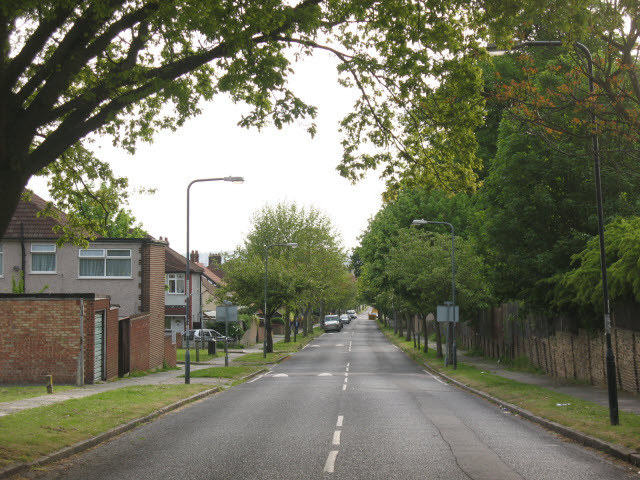 Broad Walk,Kidbrooke