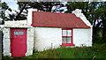 G8579 : Small whitewashed homestead: Drumkeelan : Week 19