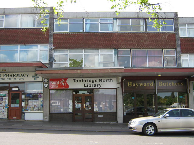 Tonbridge North Library