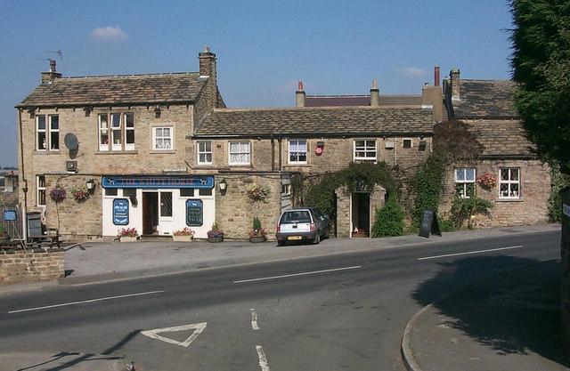 White Horse Inn, Emley