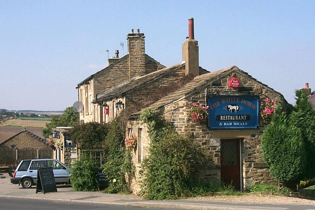 White Horse Inn, Emley