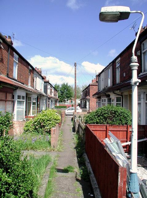 Zetland Street, Hull
