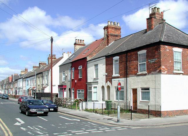 Granville Street, Hull