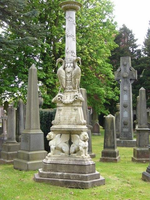 Dean Cemetery gravestone