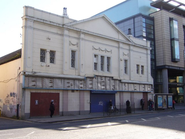 Former Palais de Danse, Fountainbridge