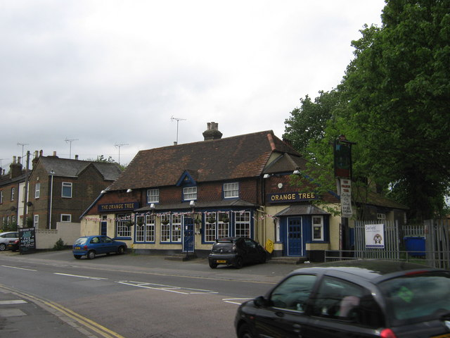 The Orange Tree Public House, Dartford