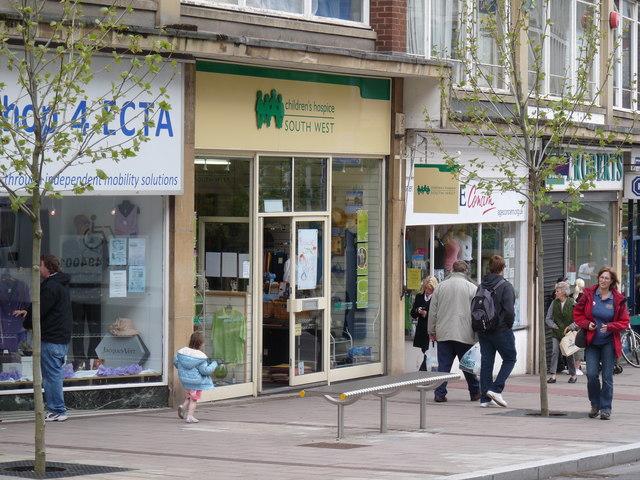 Cake Shops Near Exeter