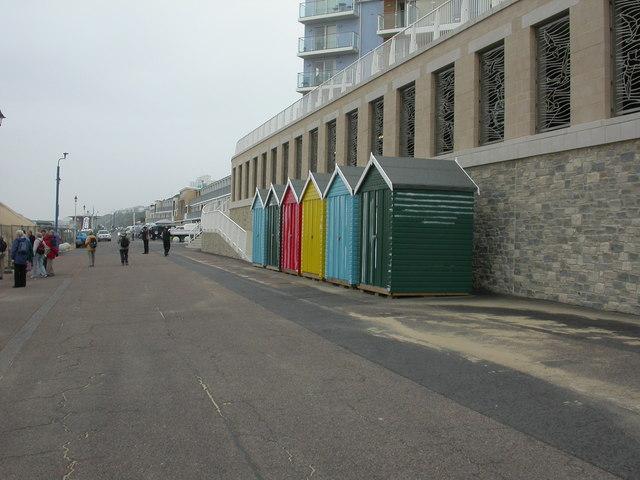 Bournemouth Beach Postcode Car Park