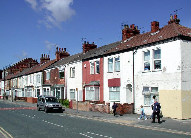 Hawthorn Avenue, Hull