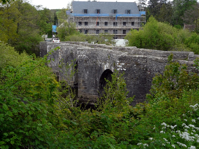 Staverton Mill & Bridge
