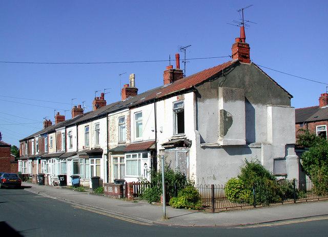 Aylesford Street, Hull