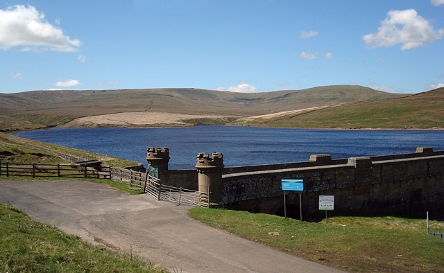 Angram Reservoir
